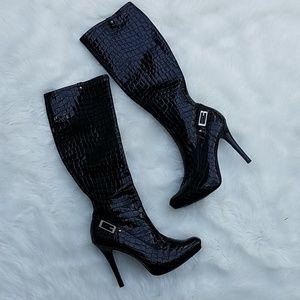 Guess spike heel boots